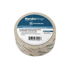 "James Hardie 3.2 mil x 1-7/8"" x 165' HardieWrap® Seam Tape"