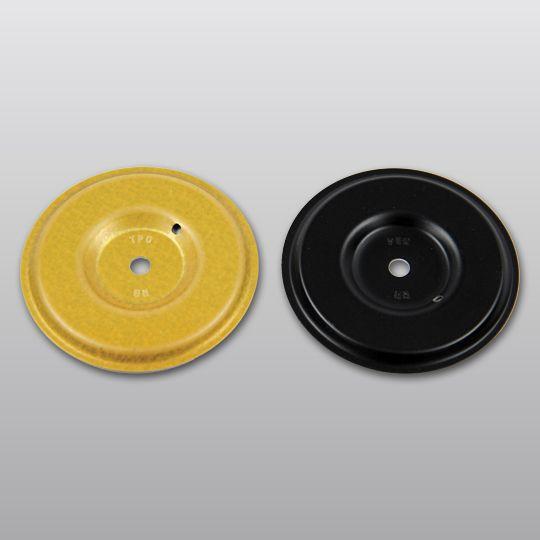 """Carlisle Syntec 3-1/8"""" RhinoBond® TPO Fastening Plates Carton of 500"""