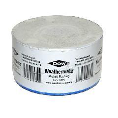 "DOW 9"" x 100' Weathermate Straight Flashing"