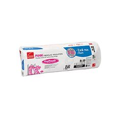 "Owens Corning 6-1/4"" x 15"" x 93"" R-19 E61 EcoTouch® PINK®..."
