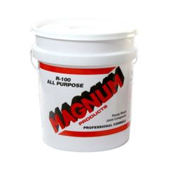 Magnum Products R-100 All Purpose Ready Mixed Jointed Compound - 62 Lb....