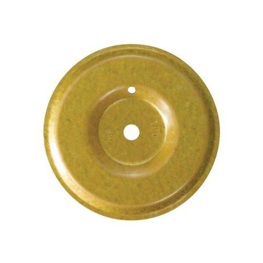 "GAF 3"" Drill-Tec™ RhinoBond® TPO XHD Plates Bucket of 500"