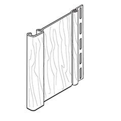 "RMC/Homex Select Series Board & Batten 7"" Panel"