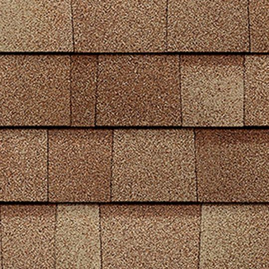 Owens Corning Duration® Premium COOL Shingles Frosted Oak