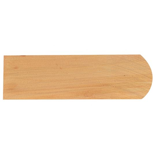 """Capital Forest Products 18"""" #1 Grade Western Red Cedar Fancy Cut Round Tap"""