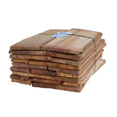 "Watkins Sawmill 24"" x 1/2"" Anbrook CCA Treated Medium Hand Split Shakes"