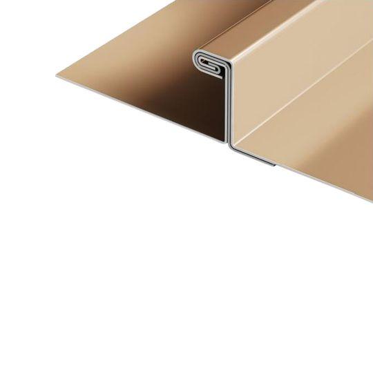 Petersen Aluminum Tite-Loc Roof Panel - Sold per Sq. Ft.