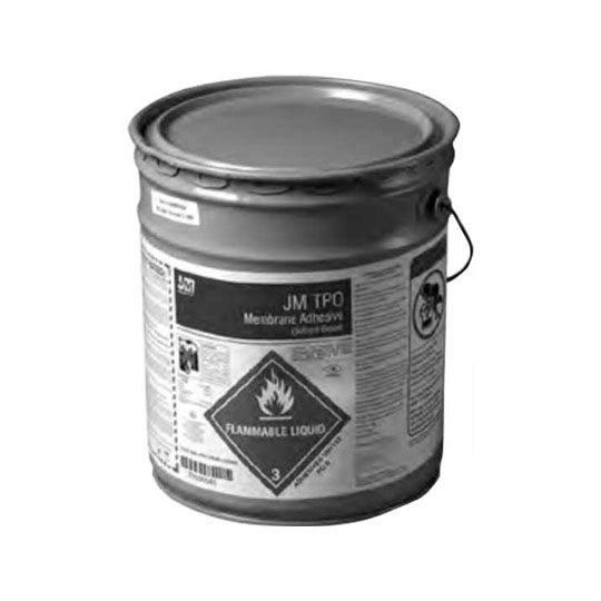 Johns Manville TPO Solvent-Based Membrane Adhesive 5 Gallon Pail