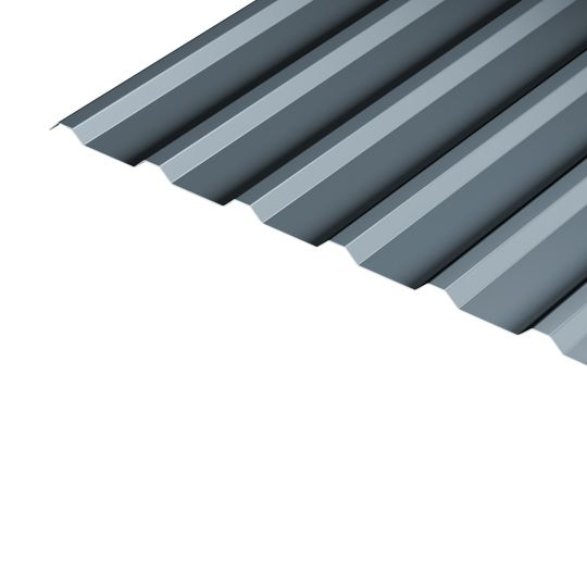 "Petersen Aluminum .032"" x 36"" Wide x 1/2"" Deep M-36 EF Wall Panel - Sold per Sq. Ft."