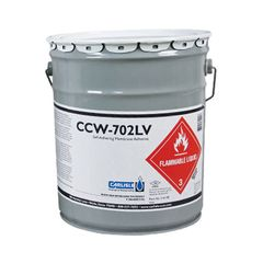 Carlisle Coatings & Waterproofing 702LV Low VOC Adhesive - 5 Gallon Pail