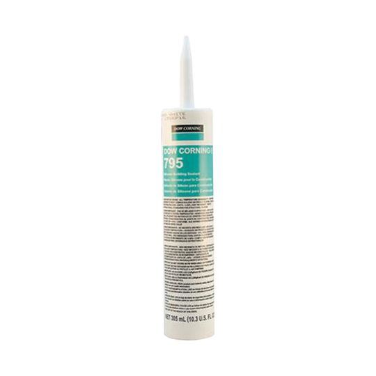 DOW DOWSIL™ 795 Silicone Building Sealant - 10.3 Oz. Cartridge Champagne