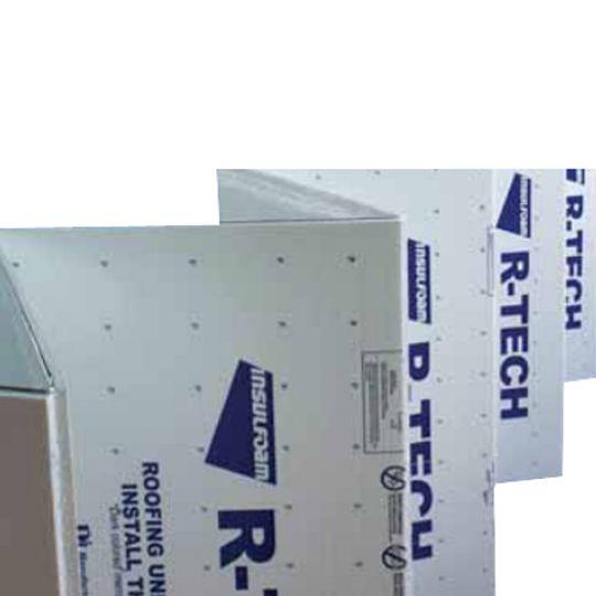 "Versico 1/2"" 4' x 50' R-Tech® Fanfold Recover Board"