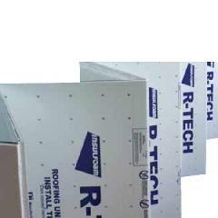 "Versico 1/2"" x 4' x 50' R-Tech Fanfold Recover Board"
