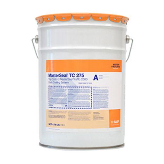 BASF MasterSeal® 275 Waterproofing Top Coat - 4.78 Gallon Pail Charcoal Grey
