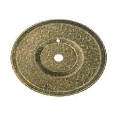 Johns Manville 80 mm TPO Rhinobond Plate - Box of 500