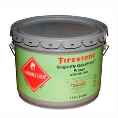 Firestone Building Products Single-Ply QuickPrime Primer - 3 Gallon Pail