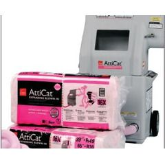 Owens Corning L38A AttiCat® Expanding Blown-In PINK®...