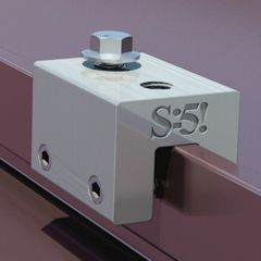S-5! Metal Roof Innovations S-5-S Clamp