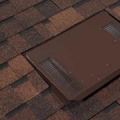 Owens Corning VentSure® Galvanized Low Profile Slant Back Roof Vent...