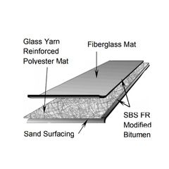 Firestone Building Products SBS FR (Fire-Retardant) Cap Sheet