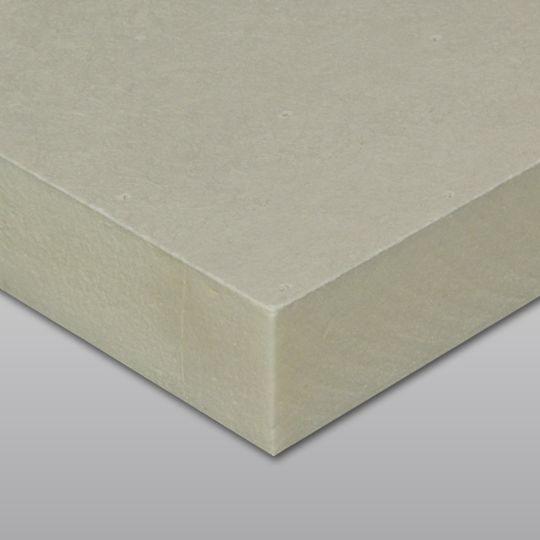 "Carlisle Syntec 1/2"" 4' x 4' SecurShield™ HD (100 psi) Polyiso Insulation"