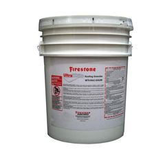 Firestone Building Products UltraWhite Granules - 40 Lb. Pail