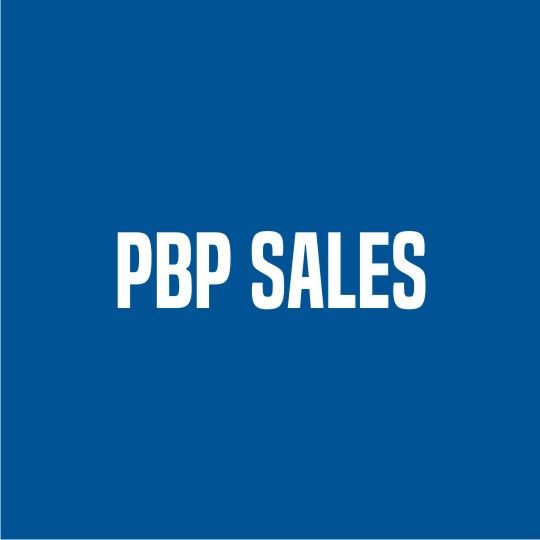 "PBP Sales 2.5"" #8 Tile Screw Box of 1,000"
