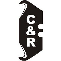 C&R Manufacturing Safety Glasses Smoked