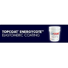 GAF TOPCOAT® EnergyCote™ Elastomeric Coating