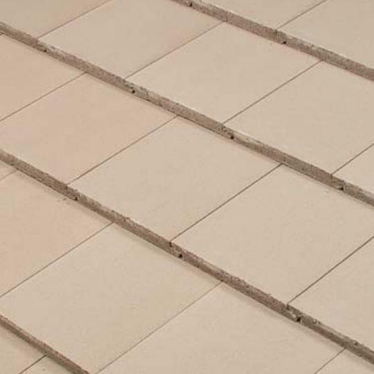 Boral Plantation Flat Tile Taupe