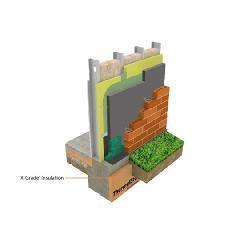"Atlas Roofing 2"" x 4' x 8' ThermalStar® X-Grade 25 Below Grade..."