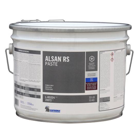 Soprema ALSAN® RS Paste - 2.6 Gallon Pail