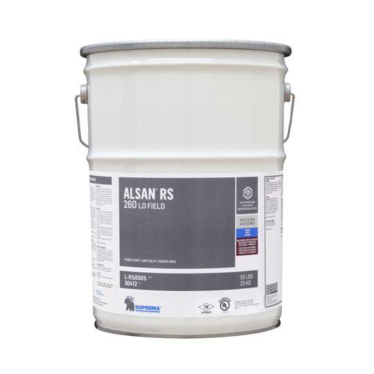 Soprema ALSAN® RS 260 LO (Low-Odor) Field - 4.4 Gallon Pail