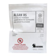 Soprema 34% Catalyst Powder for ALSAN® RS LO (Low-Odor) - 25 kg (55...