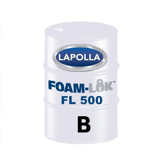 Lapolla Industries FOAM-LOK™ 500 Open-Cell Spray Foam Insulation Part-B - 500 Lb. Drum