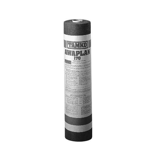 TAMKO AWAPLAN 170 Polyester Reinforced SBS Modified Roofing Membrane - 1 SQ. Roll Cedar Blend