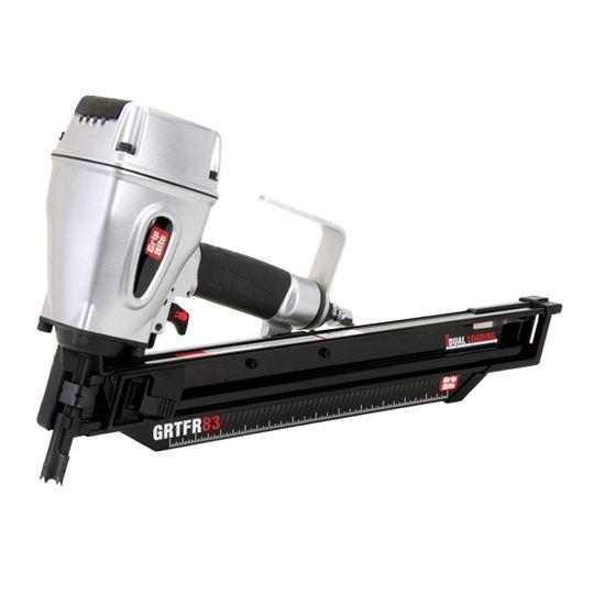 Grip-Rite 21° Plastic Strip Framing Nailer - Short Body