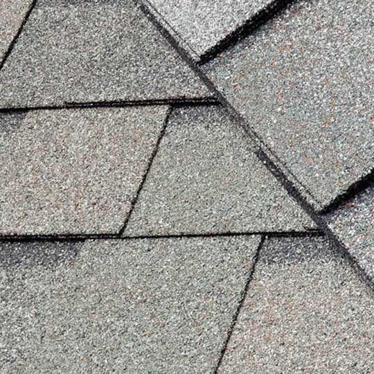 CertainTeed Roofing CedarCrest® Impact Resistant Hip & Ridge Accessory Shingles Shadow Grey