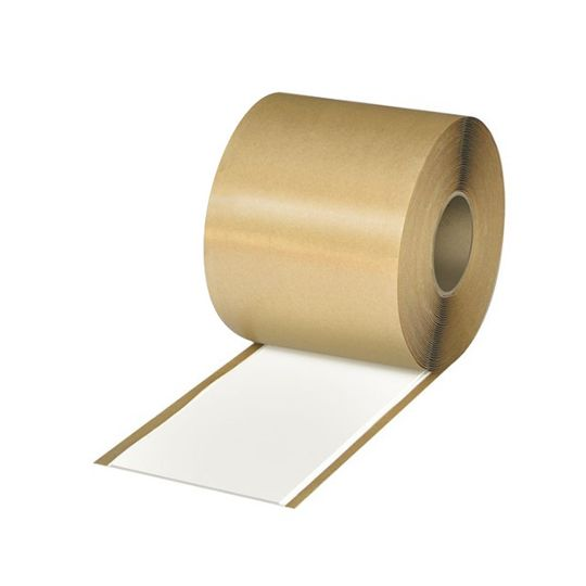 """GAF 6"""" x 100' EverGuard® TPO Heat-Weldable Cover Tape White"""