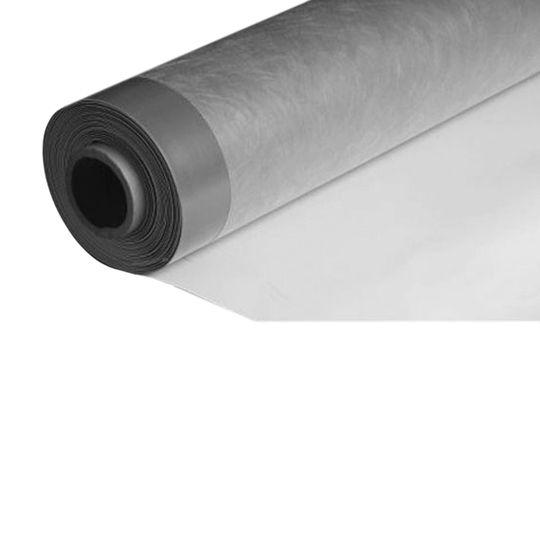 Johns Manville 60 mil x 12' x 90' PVC Fleece Backed (FB) Membrane White