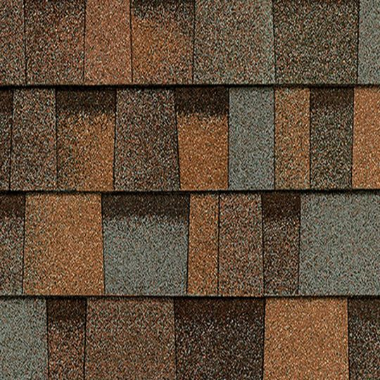 Owens Corning TruDefinition® Duration® Designer Shingles Pacific Wave