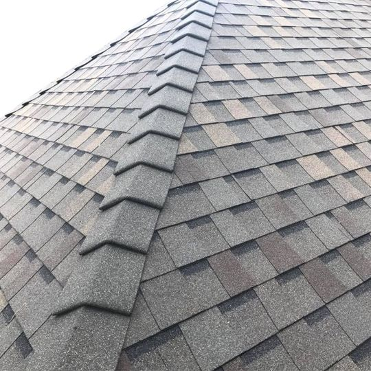 Atlas Roofing Pro-Cut® Hip & Ridge Shingles with Scotchgard™ Protector Pristine Hickory