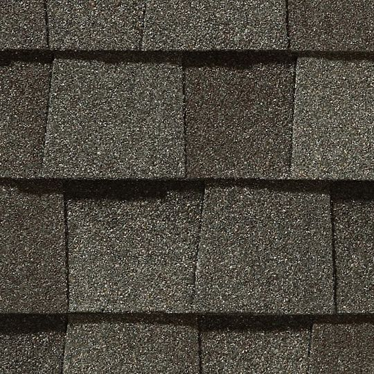 CertainTeed Roofing Landmark® Impact Resistant Shingles Max Def Weathered Wood