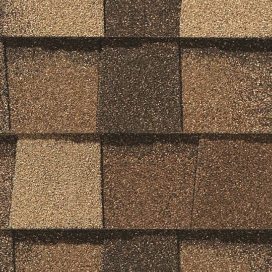 CertainTeed Roofing Landmark Solaris® Gold Shingles Max Def Weathered Wood