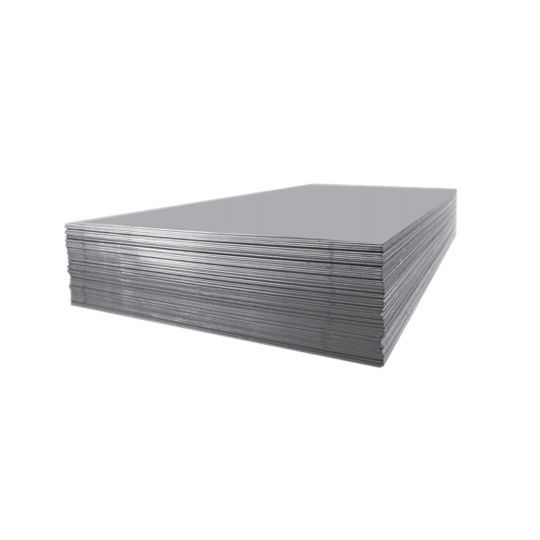 Englert 24 Gauge x 4' x 10' Steel Sheet - Sold per Sq. Ft. Matte Black
