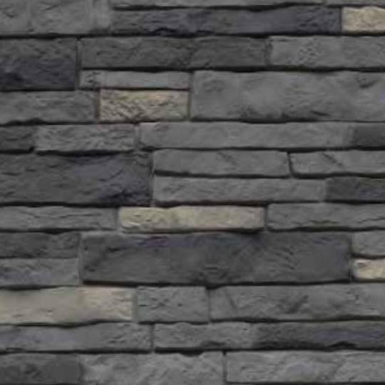 Nailite (Exteria) Premium Stacked Stone Panel Lewiston Crest