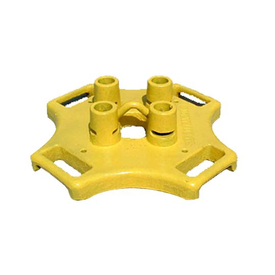 Bluewater Manufacturing #300014 SafetyRail 2000 Standard Base Yellow