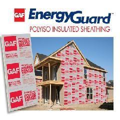 GAF High-Density (100 psi) Polyiso Roof Insulation