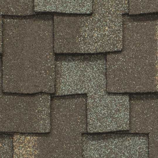 CertainTeed Roofing Presidential Solaris® Shingles Weathered Wood