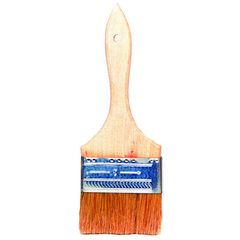 "AJC Tools & Equipment 4"" Single Thick Chip Brush"
